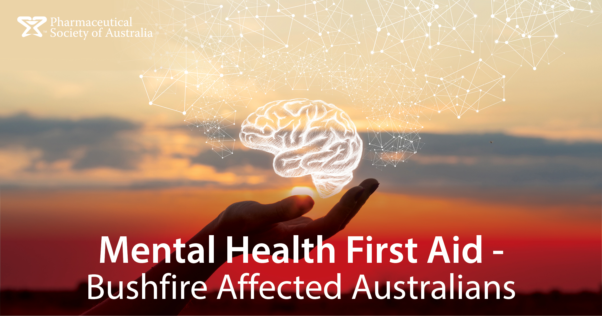 Mental Health First Aid training for pharmacy in bushfire-affected communities